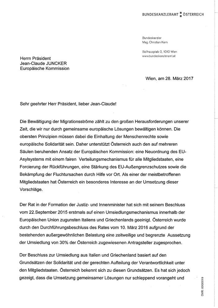 Briefe Von Tolkien : Kern brief quot beteiligung Österreichs an umsiedlung nicht