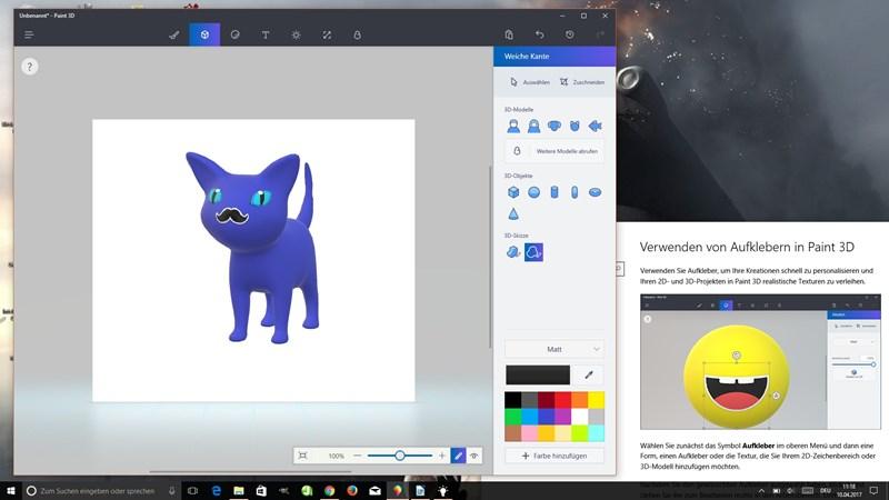 Creators Update Im Test Kleiner Schritt Für Windows Ein