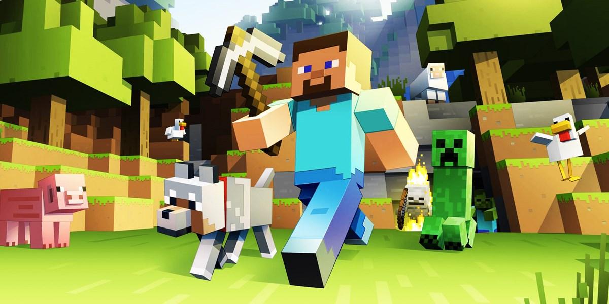 Minecraft Microsoft Kündigt Marktplatz Für Kostenpflichtige - Minecraft spieler melden