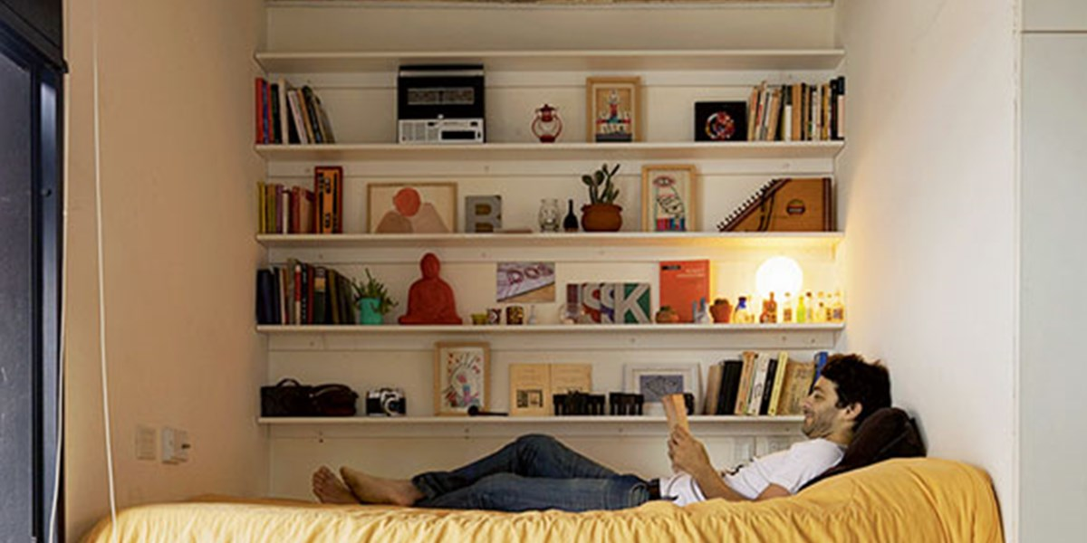 Wohnen Weniger Quadratmeter Neue Ideen Für Wohnen Auf Kleinem Raum
