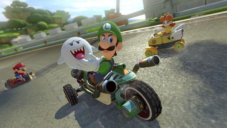 Mario Kart 8 Deluxe Im Test Zum Fluchen Gut Games Rezensionen Derstandard At Web