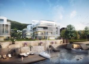 Kuchelauer Hafen 220 Eigentumswohnungen Direkt Am Wasser Wohnen