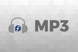 Nun auch MP3-Encoding-Support bei Fedora.