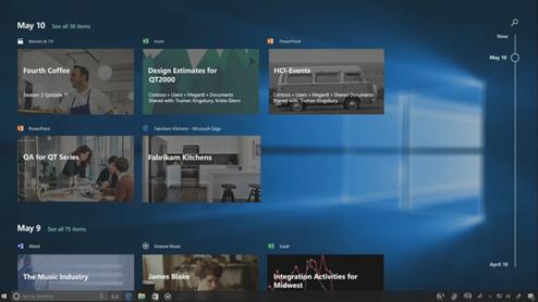 Microsoft enthüllt nächste Windows-10-Generation mit \