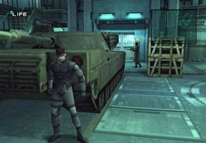 """Metal Gear Solid"""