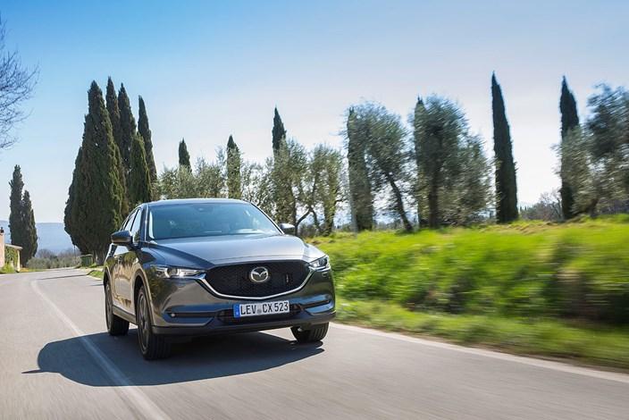 Mazda CX-5: Was Sie schon immer über CX wissen wollten - Mazda ...