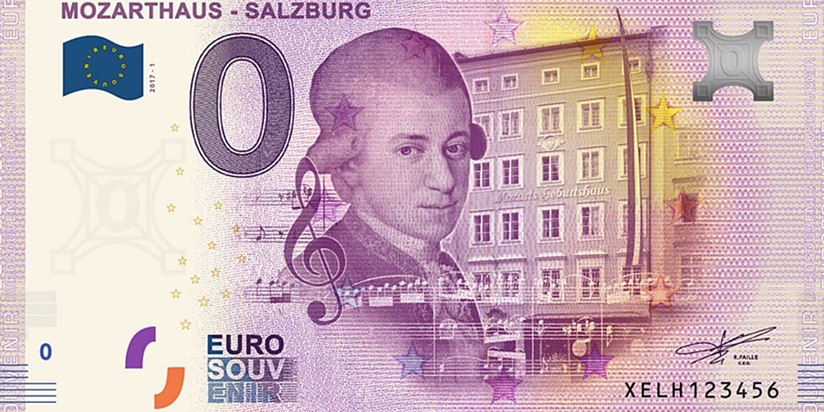 Höchster Euro Schein