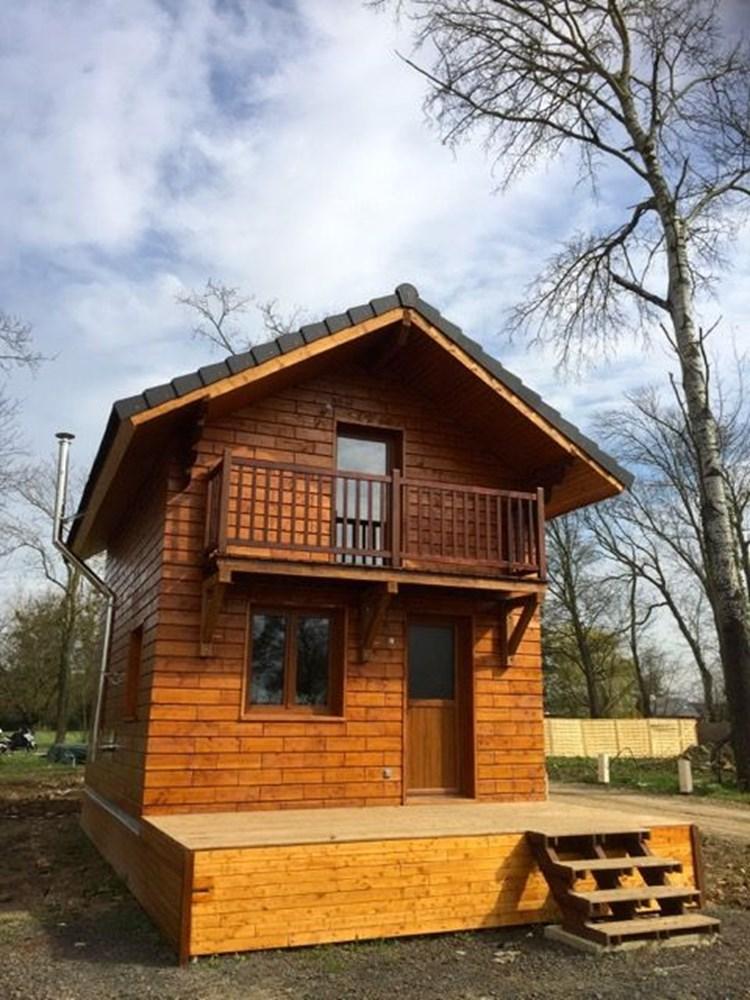 Brikawood Ein Haus Aus Holzbausteinen Bauen Wohnen