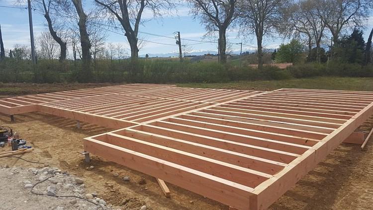 Ein Haus Aus Holzbausteinen Bauen Wohnen Derstandard