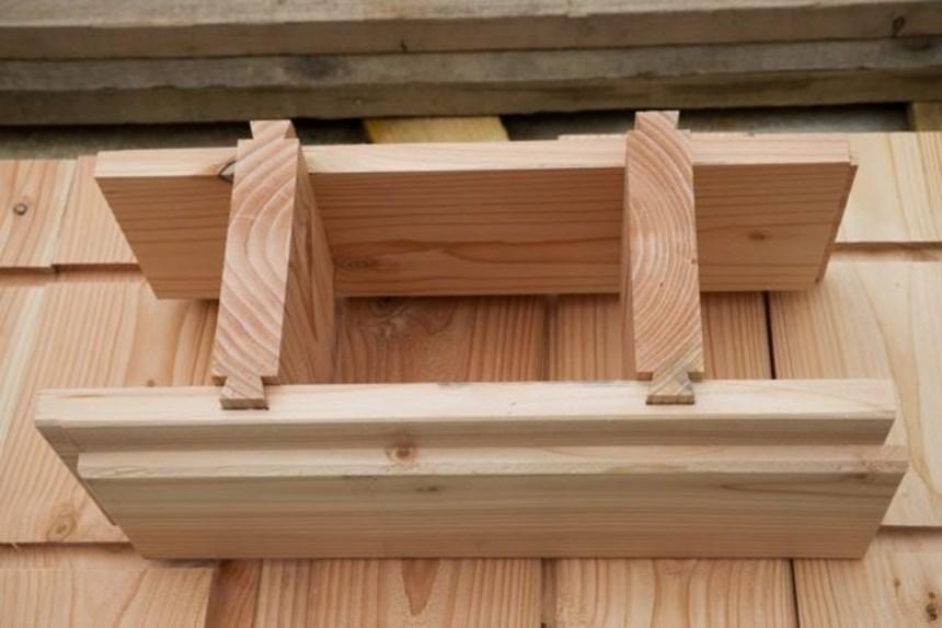 Brikawood Ein Haus Aus Holzbausteinen Derstandardde