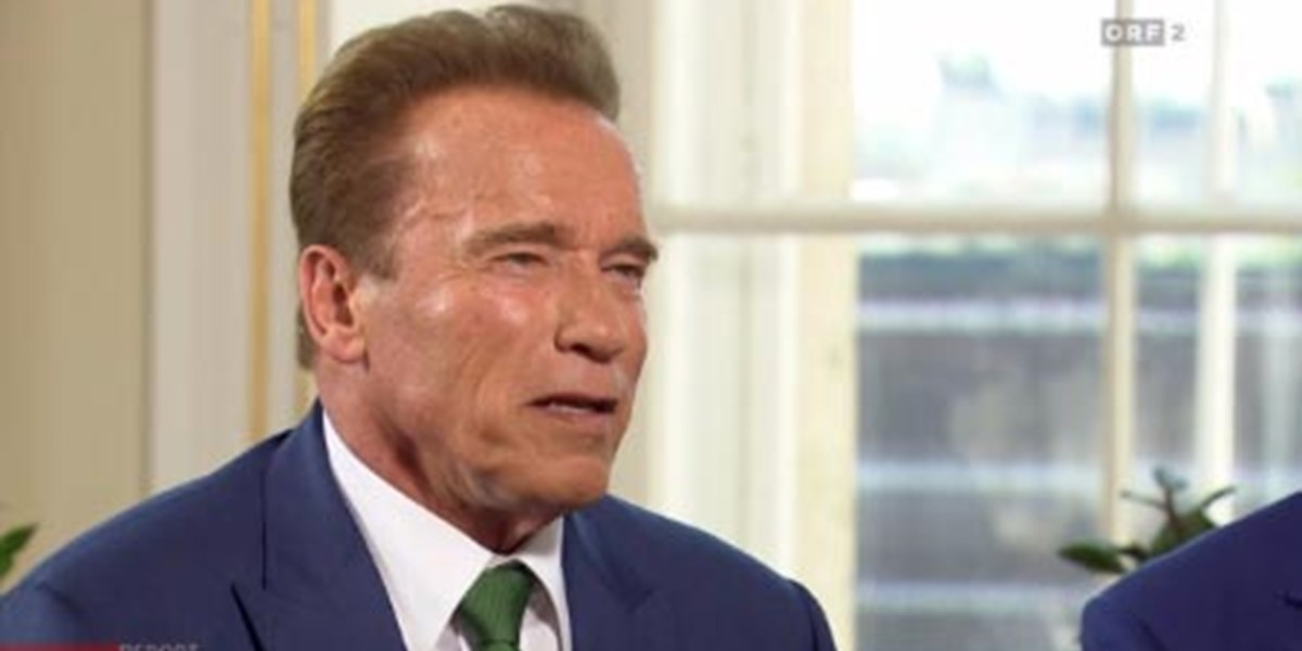 von scholle zu scholle orf report mit arnold schwarzenegger fernsehkritik tv tagebuch derstandardat etat - Arnold Schwarzenegger Lebenslauf