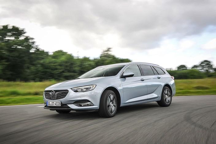 Opel Insignia Tourer Schon Praktisch Opel Derstandard At