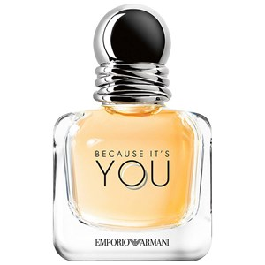 Emporio Armani, Because It's You, Eau de Parfum, 50 ml, 78 Euro