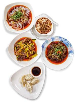 Feine Sichuan-Küche: Brüllende Hitze - Lokale in den Bezirken 13, 14 ...