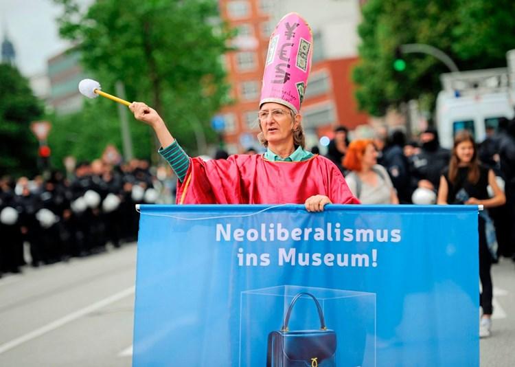 Demo Gegen G20