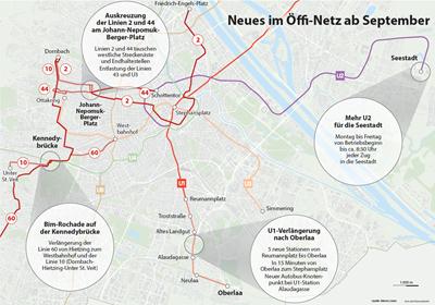 40 Wiener öffi Stationen Bekommen Neue Namen Wien Derstandardat