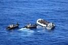 foto: apa/afp photo/german navy/norman wald handout