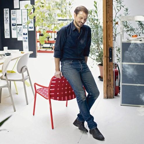 Stefan Diez über Sesseldesign Der Hintern Bleibt Der Gleiche