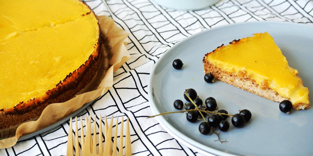 Blog Neuens Aus Der Kuche Rezept Glutenfreie Zitronentarte Ein