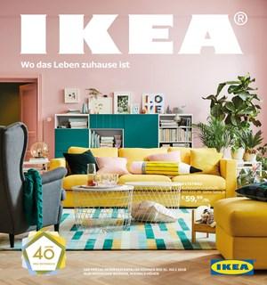 40 Jahre Post Von Ikea Der Neue Katalog Ist Da Wohnen