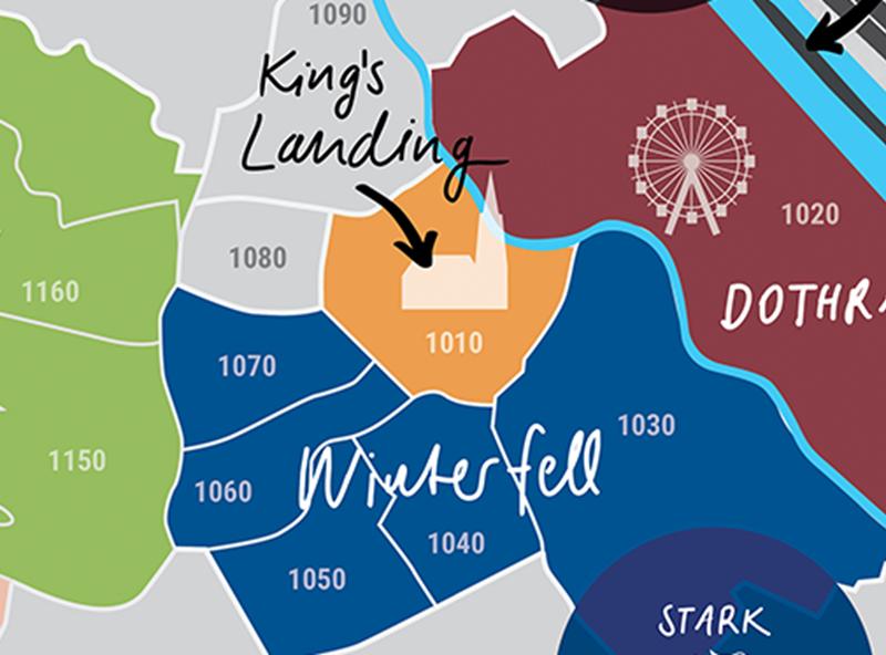 Got Karte.Karte Zeigt Würde Game Of Thrones In Wien Spielen Webmix