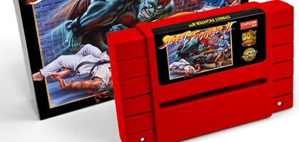 foto: iam8bit | street fighter 2