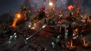 Warhammer 40.000: Dawn of War III funktioniert nun auch mit AMD-Grafikchips.