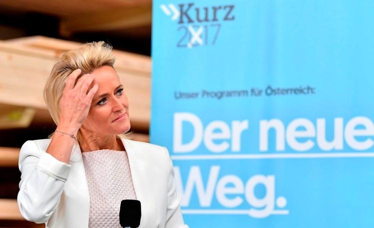 Orf Kommentatorin Meissnitzer Wegen Kurz Auftritts In Der