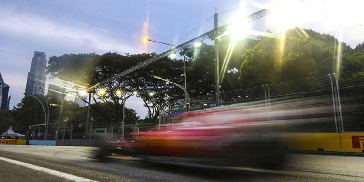 vettel holt pole position in singapur formel 1 sport. Black Bedroom Furniture Sets. Home Design Ideas
