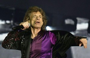 Mick Jagger in alter Frische