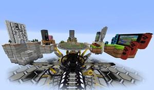 Games Minecraft Lässt Jetzt Nutzer Von PC Konsole Und Mobile - Minecraft gemeinsam spielen