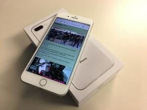 smartphone iphone 8 plus im test wie ein iphone 7s mit. Black Bedroom Furniture Sets. Home Design Ideas