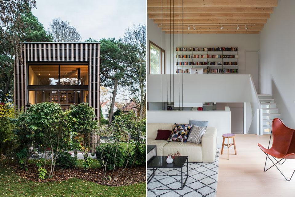 """Häuser Des Jahres 2017 ein nachverdichtungsprojekt als """"haus des jahres"""" - architektur"""