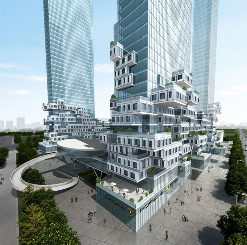 Architekt Reicht: \