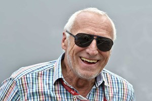 Red Bull-Boss Dietrich Mateschitz.