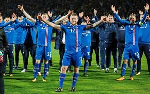 Island 340000 Einwohner Erste Wm Qualifikation Wm Qualifikation