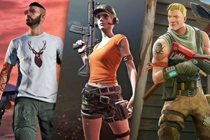 """GTA Online: Motor Wars"", ""PUBG"" oder ""Fortnite: Battle Royale"" – spielen Sie ein Battle-Royale-Game?"