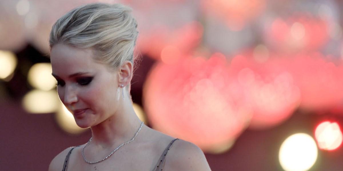 Jennifer Lawrence musste sich nackt mit dünneren Frauen messen ...