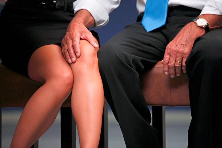 sexuelle belastigt zu