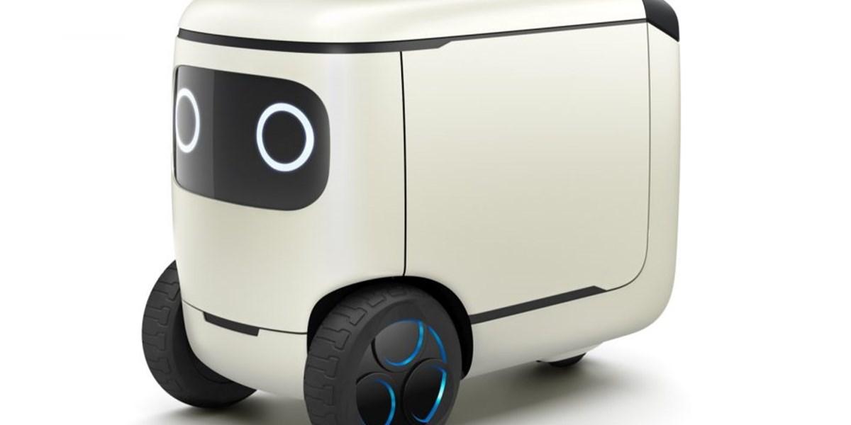Honda stellt selbstfahrenden Kühlschrank vor - Web › Webmix ...