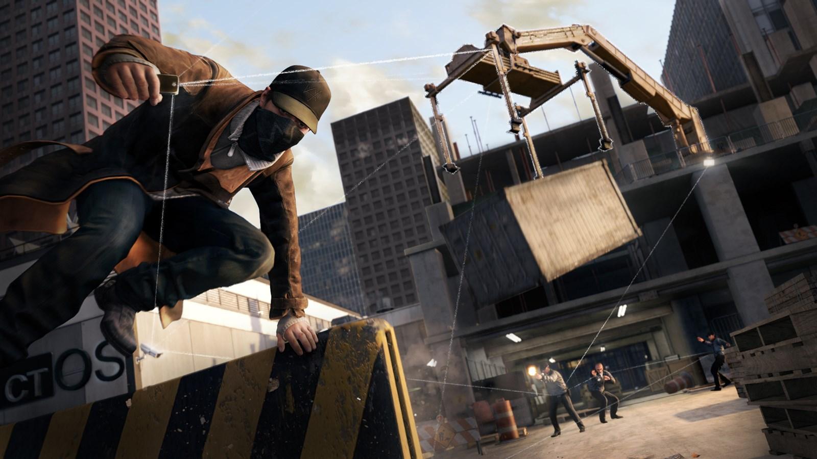 """Nur für kurze Zeit: Ubisoft verschenkt """"Watch Dogs"""""""