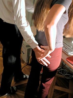 die unterschiedlichen grenzen des ertrglichen - Sexuelle Notigung Beispiele