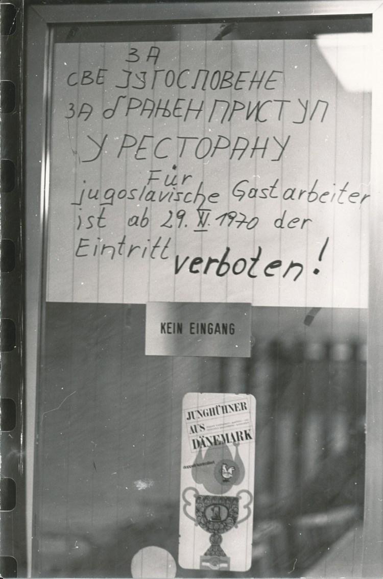 Im Wien-Museum erzählen Gastarbeiter sehr persönliche Geschichten ...