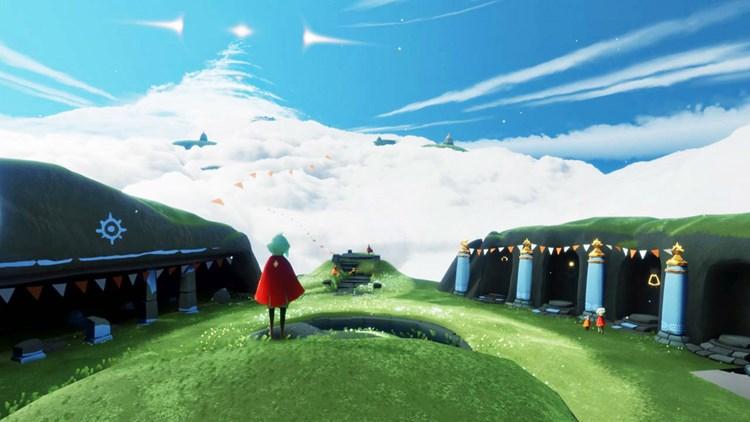 Sky Spiel