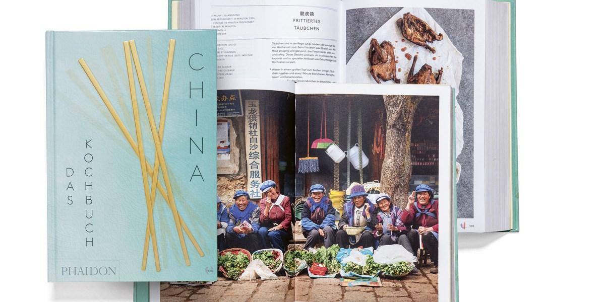 Kochbücher der Woche: Länderküchen: Einmal um die ganze Welt ...