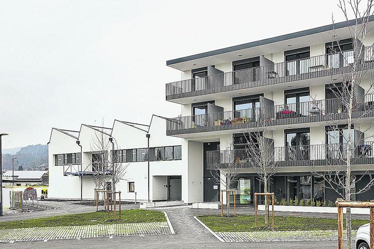 Generationsbergreifend wohnen - Pflegeheime Dornbirn
