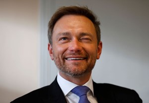 Christian Lindner, FDP-Chef.