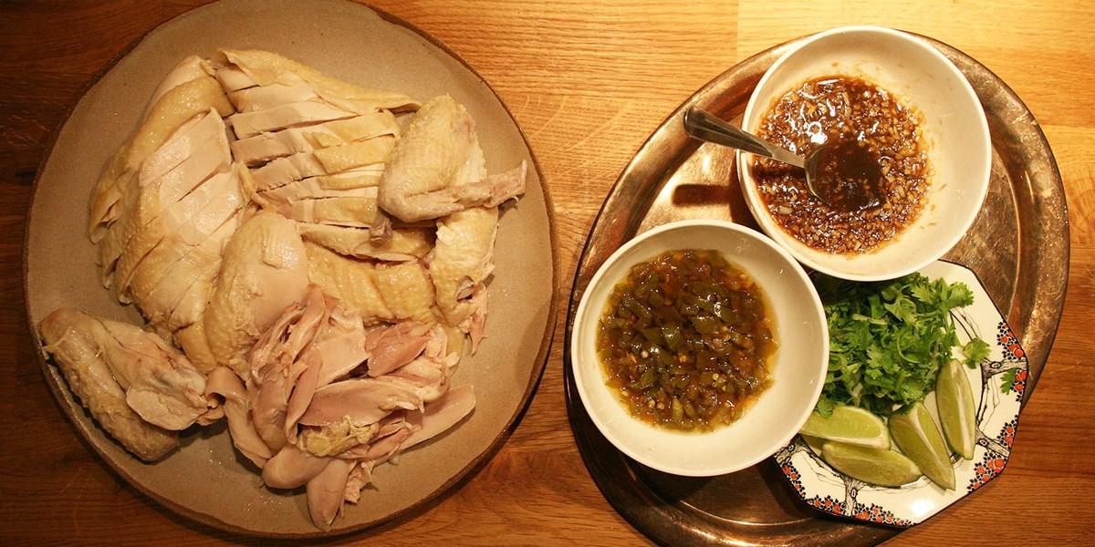 Gruß aus der Küche: Unverschämt köstlich: Hühnerreis Hainan ...