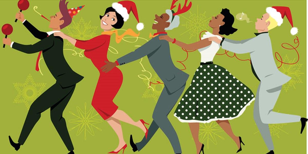 Weihnachtsfeier Lustig.Weihnachten Mit Dem Chef Der Knigge Für Die Party Jobwelten
