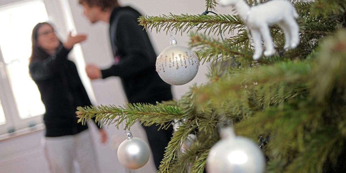 Alle Jahre wieder: Familienstreit zu Weihnachten - Familie ...